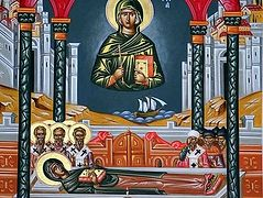The Miracle of Saint Euphemia the All-Praised