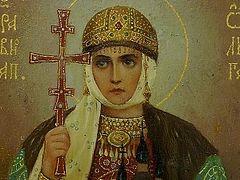 Princess Olga Equal-to-the-Apostles