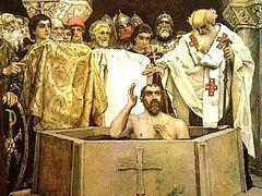 В чем нравственная сила св. великого кн. Владимира?