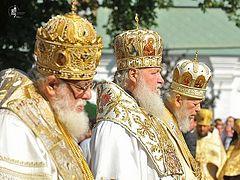Abkhazia, S. Ossetia remain within Georgian Church's jurisdiction—Patriarch Kirill
