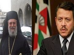Cyprus Archbishop seeks the intervention of the King of Jordan