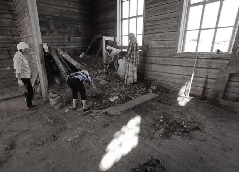 Казанский храм села Большая Фехтальма