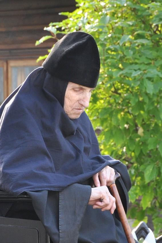 Толгская монахиня