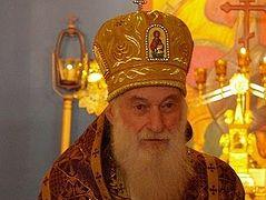 Archbishop Dimitri of Dallas reposes in the Lord