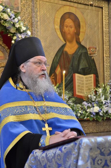 Проповедь иеромонаха Арсения