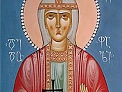 Holy Royal Martyr Queen Shushanik (†475)