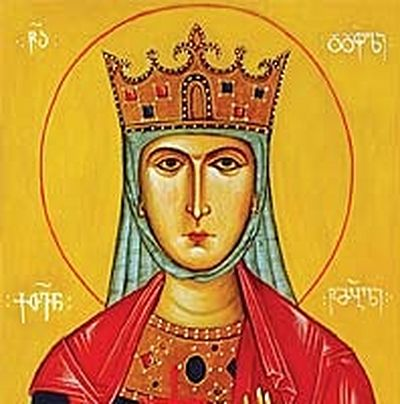 Holy Great-martyr Queen Ketevan (†1624)
