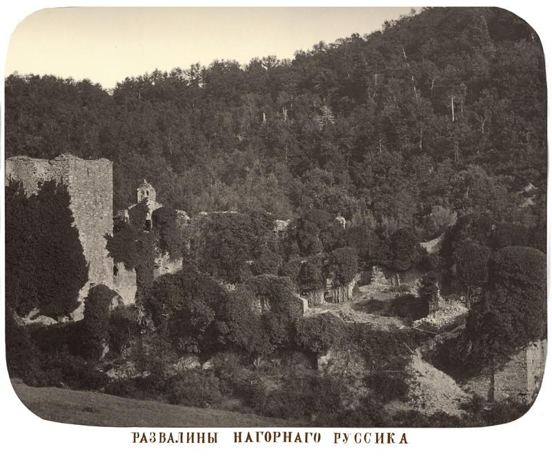 Ερείπια του Άνω Ρούσικ
