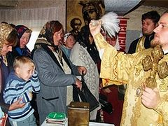 Schismatic community received into canonical Orthodox Church in Suma Region of the Ukraine