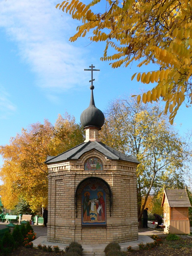 Παρεκκλήσι Αγίων Ζωσιμά και Σαββάτιου των Σολοβέτσκι