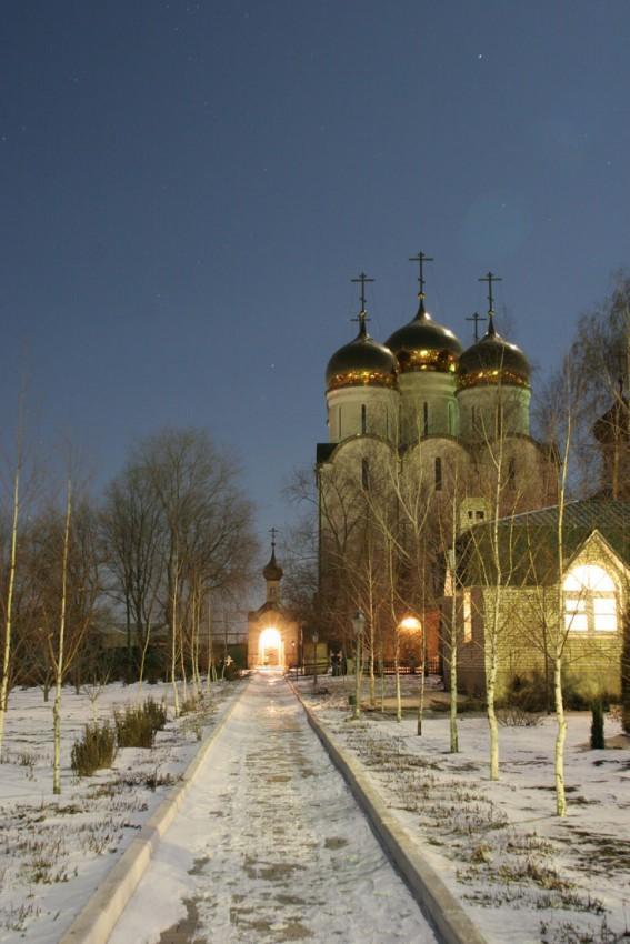 Ο Καθεδρικός Ναός της Κοιμήσεως της Θεοτόκου