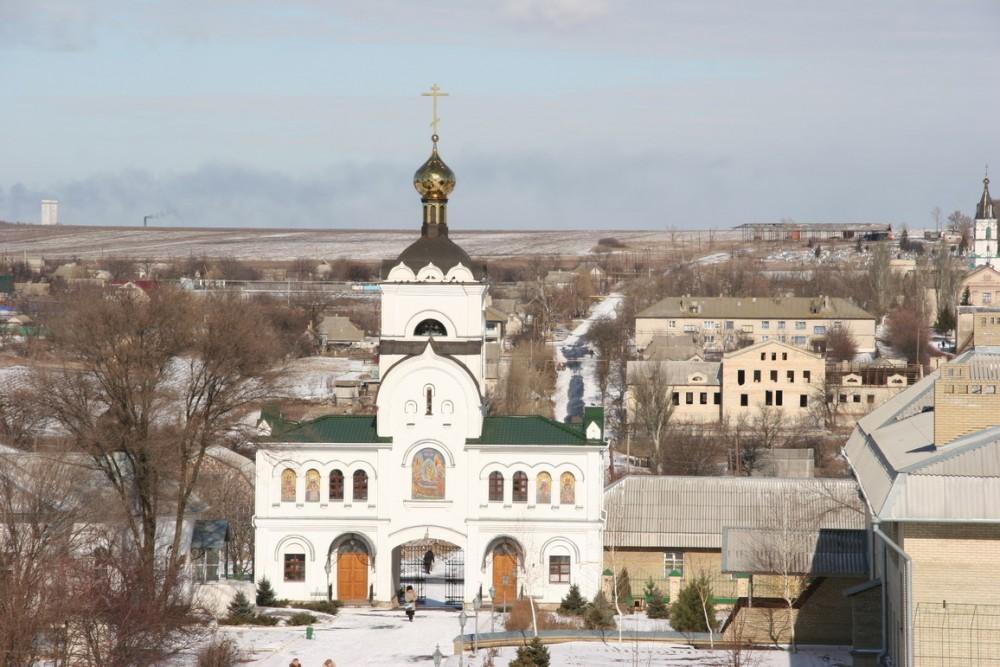 Πύλη-Εκκλησία της Παναγίας της Πορταΐτισας