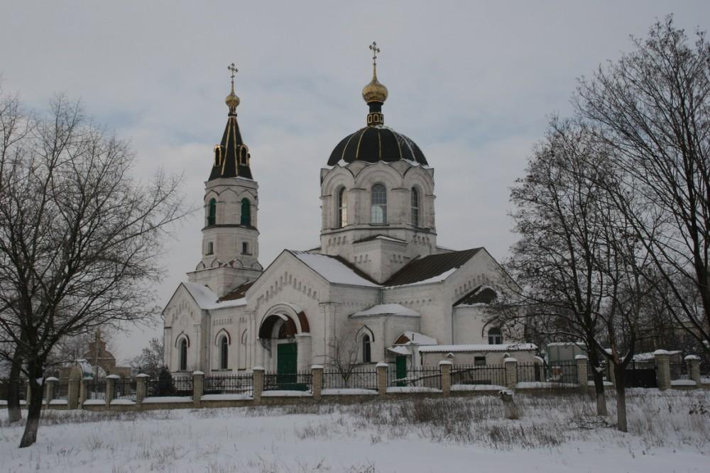 Церковь Святителя Николая