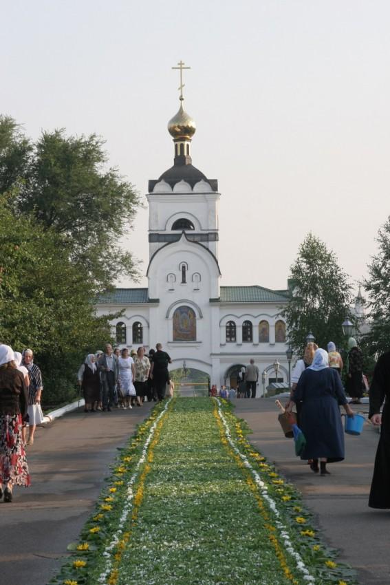 Ναός της Παναγίας της Πορταΐτισσας Ιβήρων