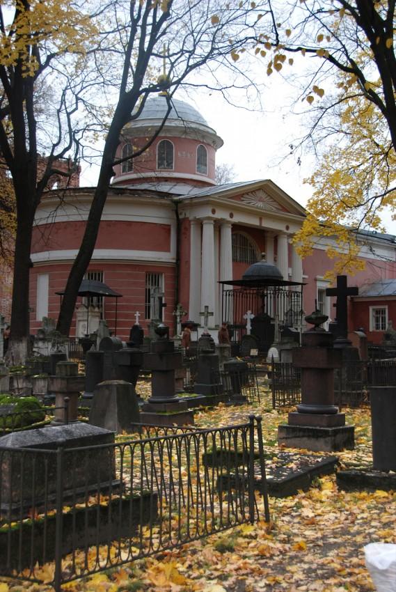Больничная церковь св. архангела Михаила