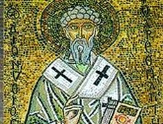 Sermon on St. Dionysius the Areopagite