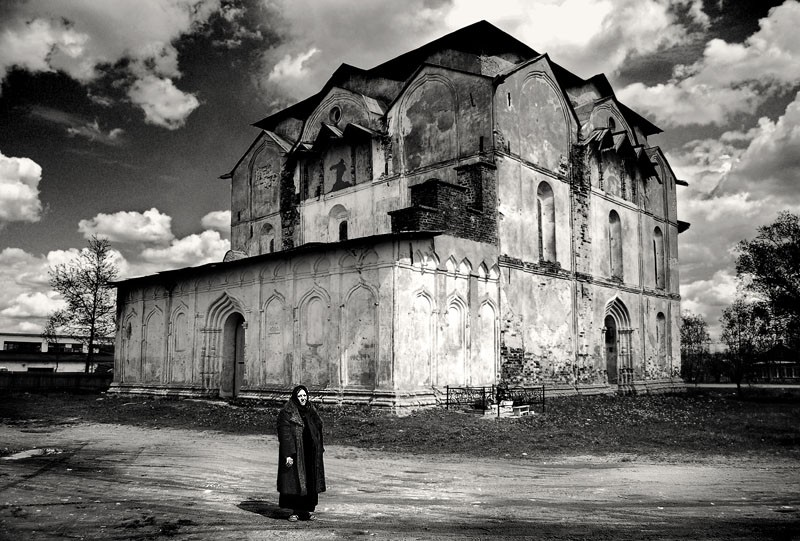 Ιερός Ναός της Παναγίας του Βλαντίμιρ της Μονής Συρκόβο