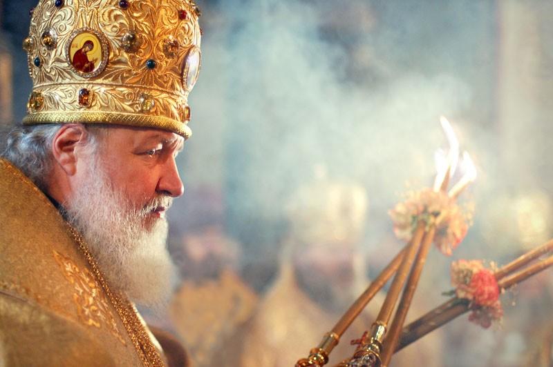 Ο Αγιώτατος Πατριάρχης
