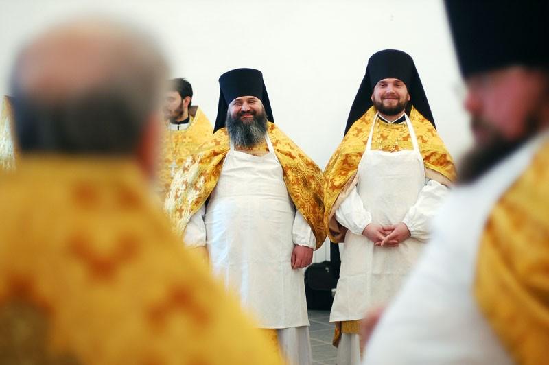 Καθαγιασμός του Ιερού Ναού