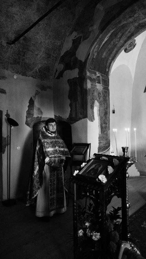 Ο ιερέας Νικόλαος