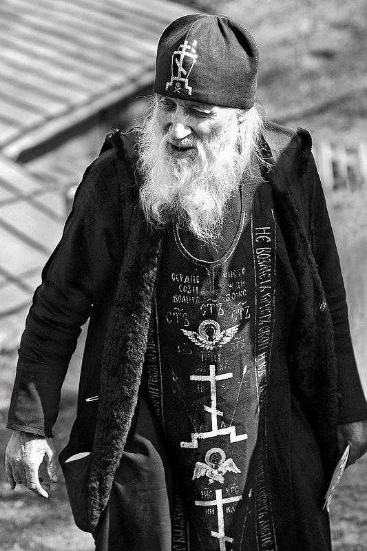 Ο ιεροδιάκονος Ανδρόνικος