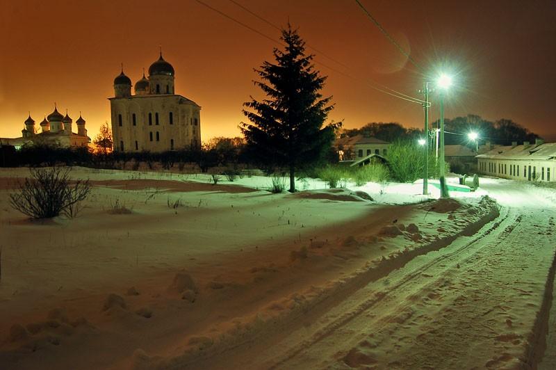Νυχτερινό Μοναστήρι