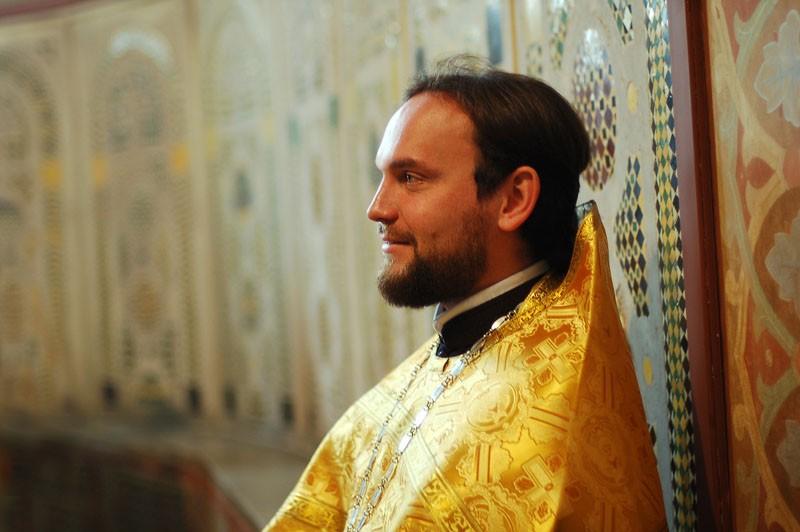 Ο πατήρ Αρσένιος