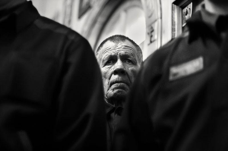 Староста тюремной православной общины