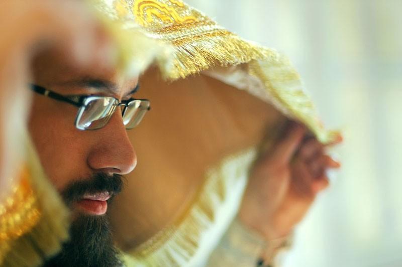 Υποψήφιος ιερέας