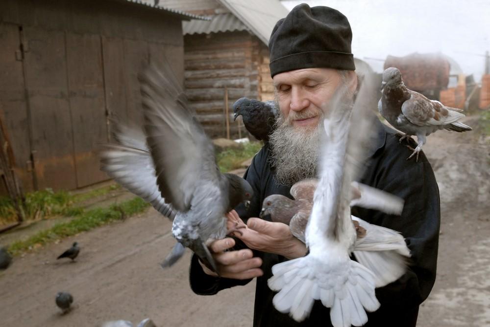 Монах Герасим