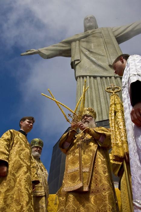 Литургия в Бразилии