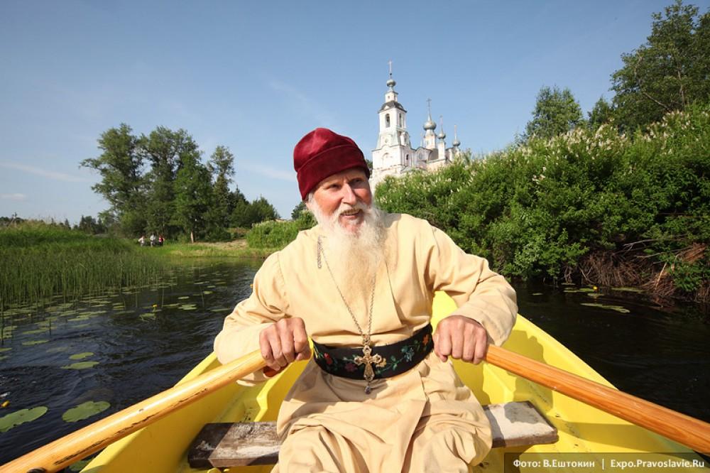 Πατήρ Σέργκιι Βίσνεβσκι