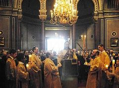Charitable auction for St. Alexander Nevsky Cathedral to take place in Paris