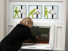 Впервые в России младенца оставили в бэби-боксе