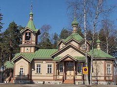Финляндия глазами русского паломника