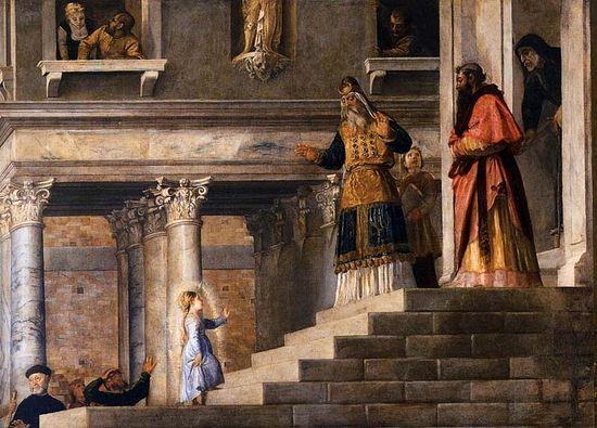 Введения в храм Пресвятой Богородицы