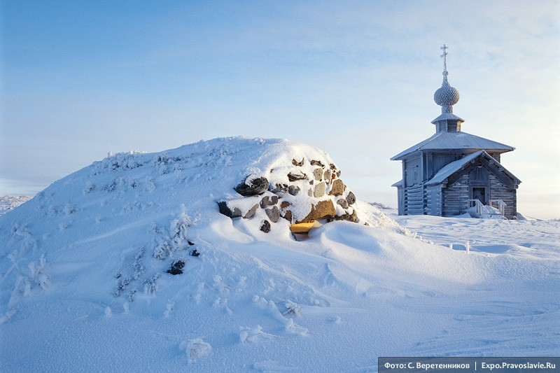 Ο ιερός ναός του αγίου Ανδρέα