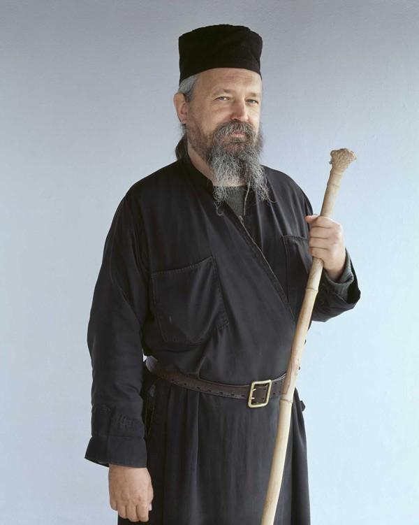 Μοναχός Ιωσήφ, Ιερά Μονή Δοχειαρείου
