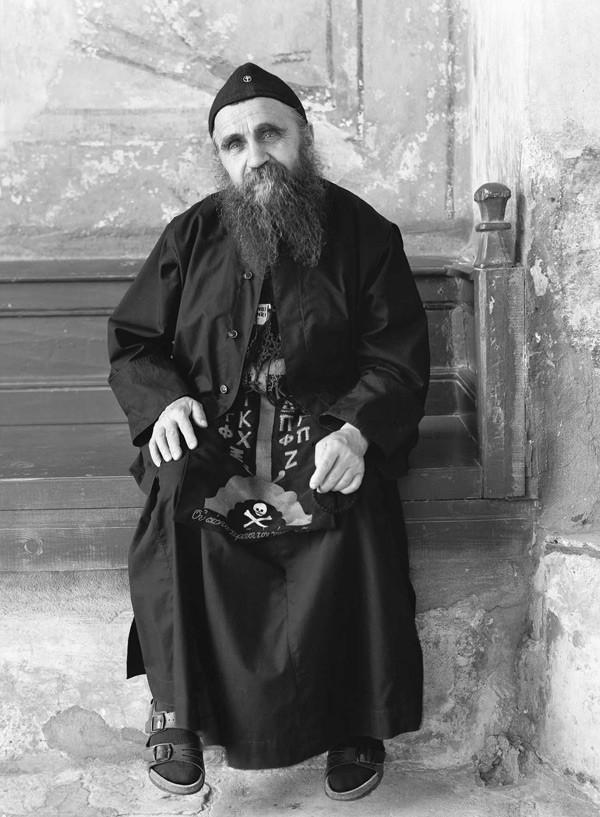 Ιερομόναχος Κύριλλος, ο πνευματικός της (σερβικής) Ιεράς Μονής Χιλανδαρίου