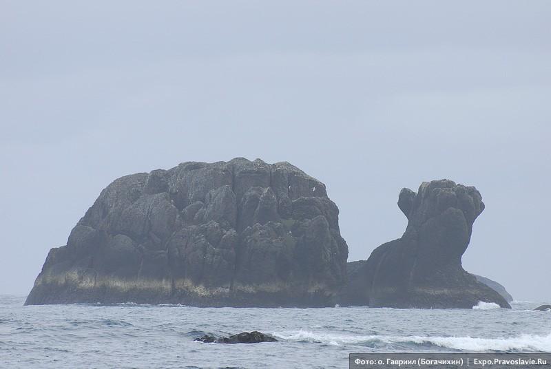 Νησί σε μορφή χελώνας