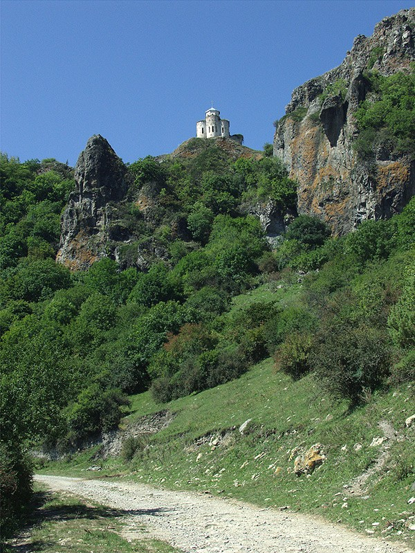 Храм святого великомученика и Победоносца Георгия, X век