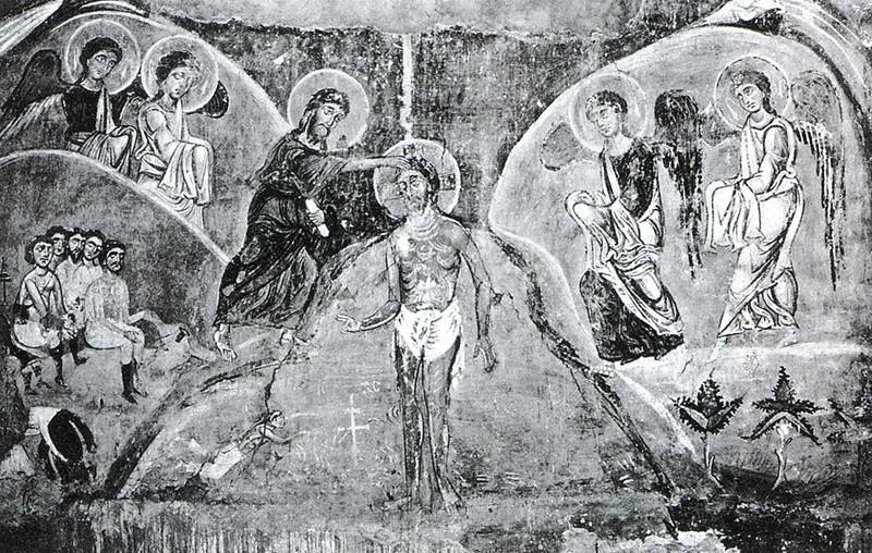 Роспись ц.Спаса на Нередице, 1198 г., Новгород (утрачена)