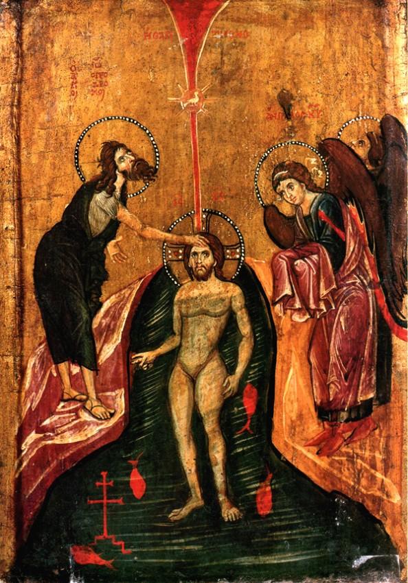 Икона второй половины XIII века, Синайский монастырь