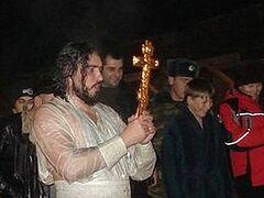На зарубежных военных базах России отпраздновали Крещение Господне