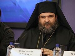 Митрополит Тамассийский и Оринийский Исайя сравнил жизнь православных киприотов с подвигом новомучеников