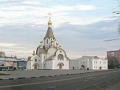 200 храмов – новая история Москвы