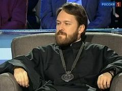 Metropolitan Hilarion of Volokolamsk: the Russian Revolution was prepared abroad