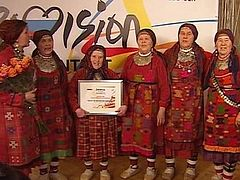 Eurovision 2012: 'Buranovo Grannies' to represent Russia. Proceeds to build a church.