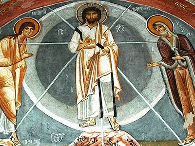 Sermon on the Feast of the Transfiguration