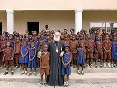 Patriarch of Alexandria and All Africa Inaugurates First Orthodox School in Sierra Leone